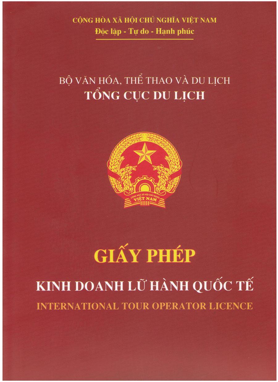 Điều kiện - Hồ sơ - Thủ tục xin cấp giấy phép kinh doanh lữ hành quốc tế