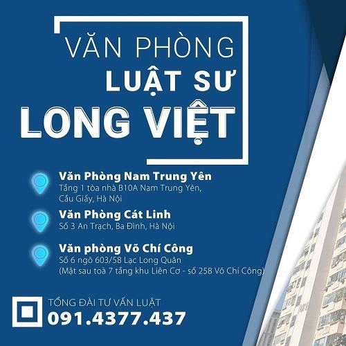 văn phòng luật sư Long Việt