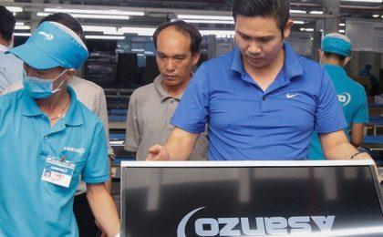 Điểm mặt 12 doanh nghiệp phù phép cho Asanzo trốn thuế