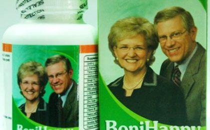 Sản phẩm BoniHappy giúp ngủ ngon, sâu giấc đã được kiểm chứng lâm sàng