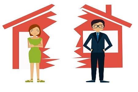 Giải quyết tranh chấp đất đai khi ly hôn