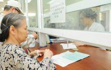 cấp BHYT miến phí cho người cao tuổi