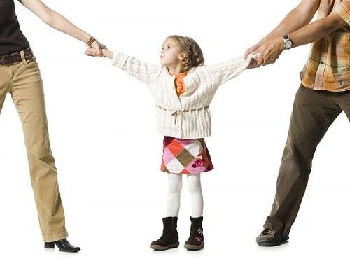 giành quyền nuôi con sau khi ly hôn