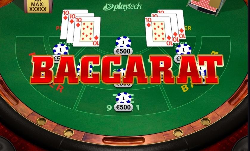 Hướng dẫn cách chơi game bài Baccarat   Dịch vụ luật sư Hà Nội